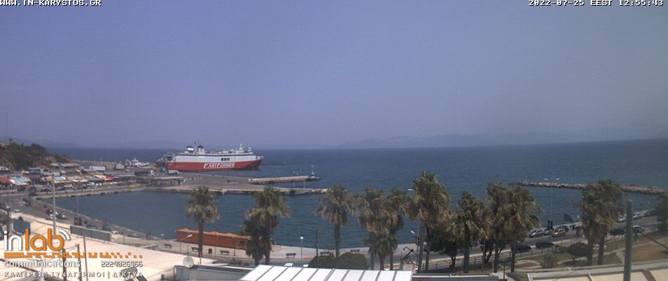Webcam Rafina Pikermi - Greece