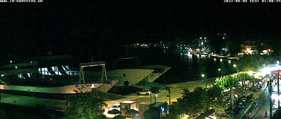 Webcam Nea Styra - Greece